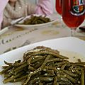 #cookeo : haricots verts aux fines herbes