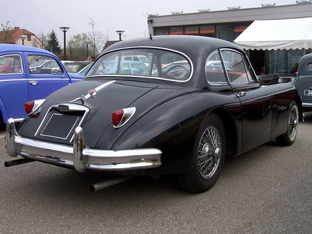 JAGUAR XK 150 Coupe Bourse Echanges Auto Moto de Chatenois 2009 2