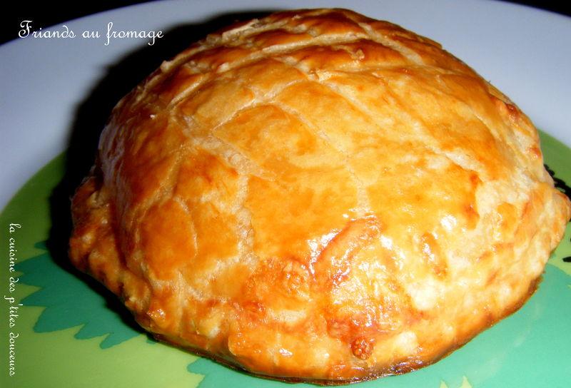 Friands Au Fromage La Cuisine Des P Tites Douceurs