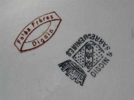 Digoin - Ensemble de toilette Folès Frères (4)