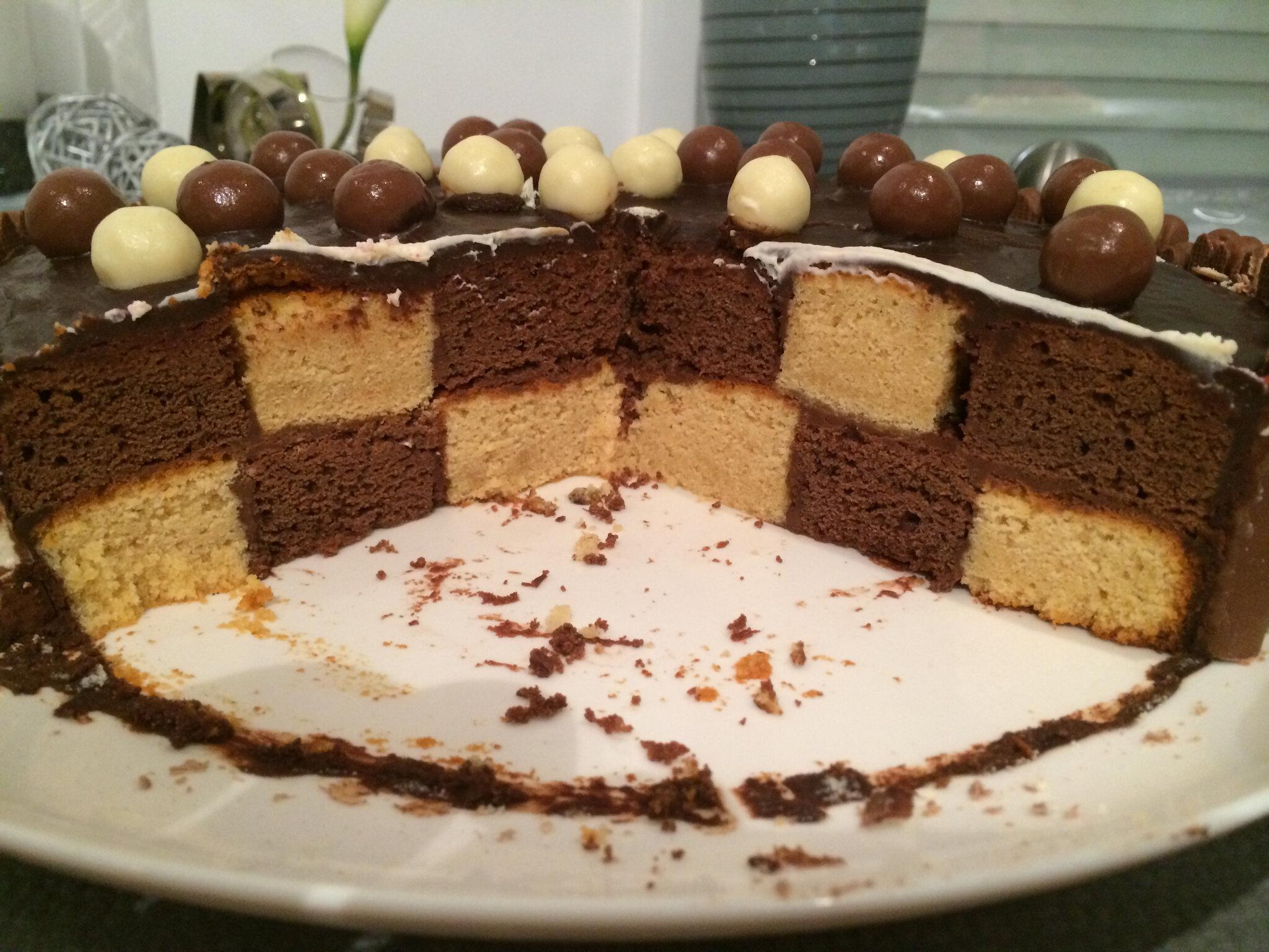 Gateau chocolat pour 12 personnes