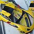 Corvette c7-r de chez revell