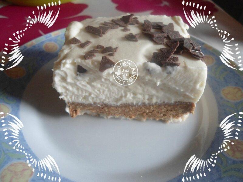 entremets mousseux chocolat blanc (Demarle) 2