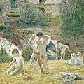 Paul gauguin - emile bernard