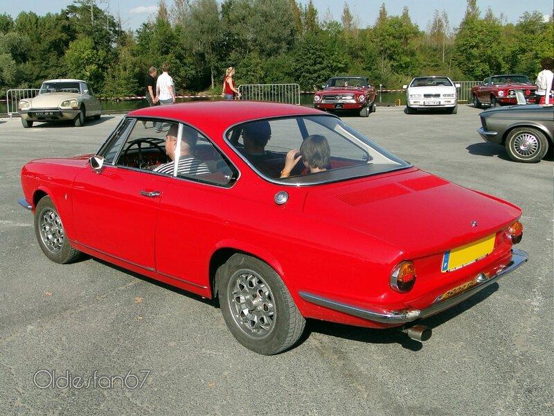 Simca 1000 coup bertone 1965 oldiesfan67 mon blog auto - Simca 1000 coupe bertone occasion ...