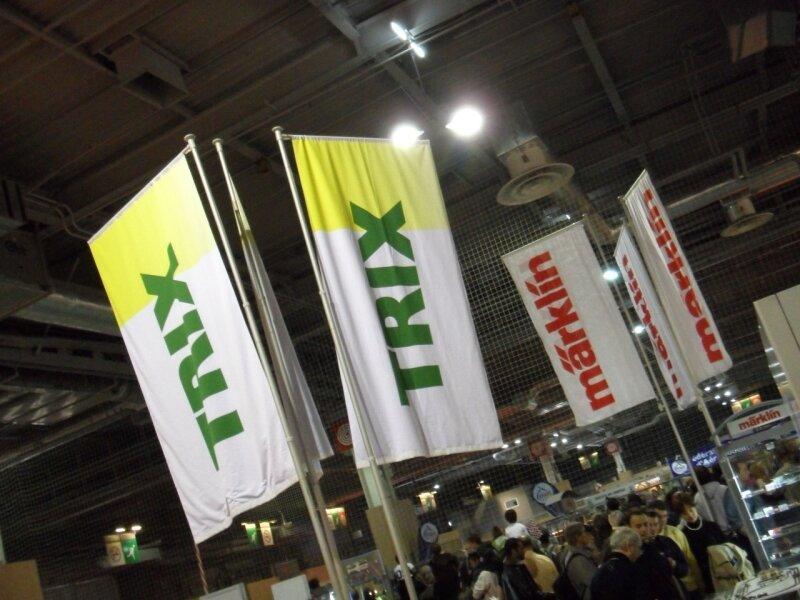 Mondial 2010 : Stand Märklin Trix LGB