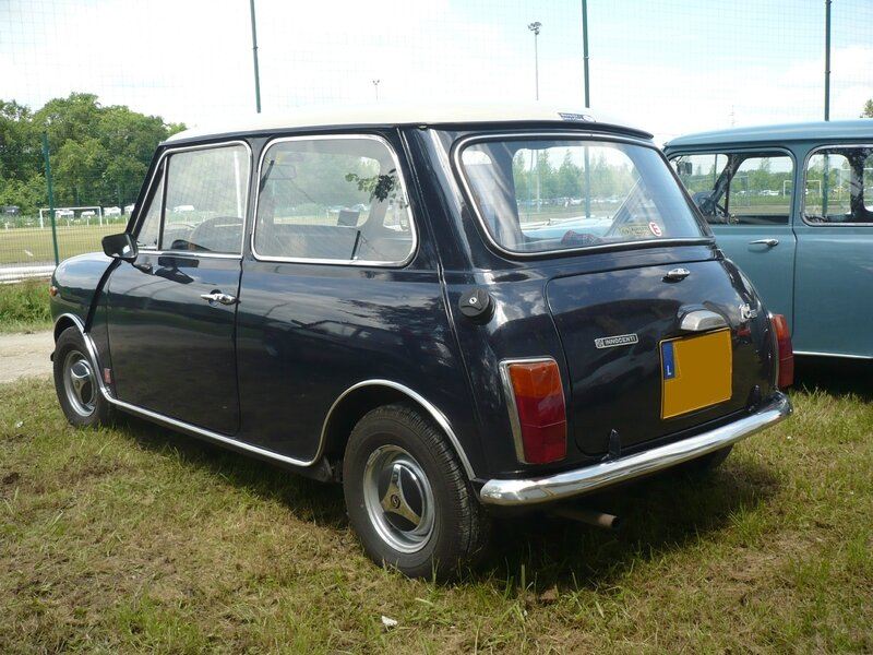 INNOCENTI Mini 1001 Madine (2)