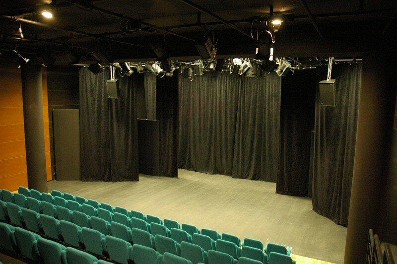 salle theatre rennes
