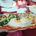 La preuve qu'on mange des légumes chez Maman Bouchon!!