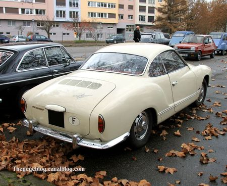 Vw karmann ghia 1500 coupé (Retrorencard decembre 2011) 02