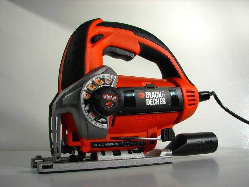 Black Decker KS900SK la scie sauteuse - Avis et tude