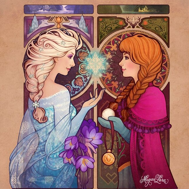 meganlara-Frozen-2014
