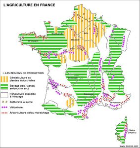 FRANCE AGRICULTURE