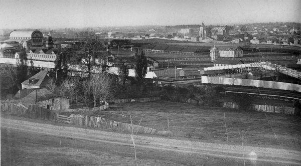 Palais de Cristal Fletcher's field McCord