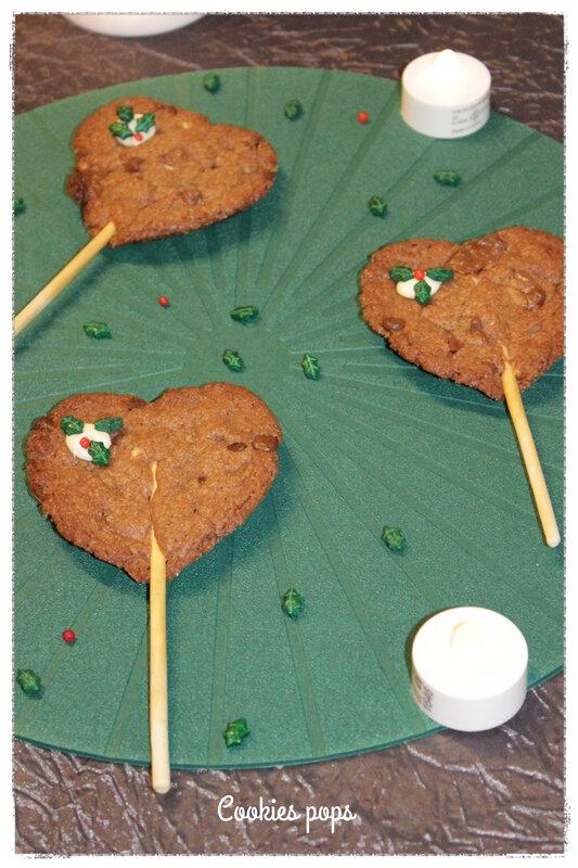 cookies pops