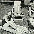Romy en 1955