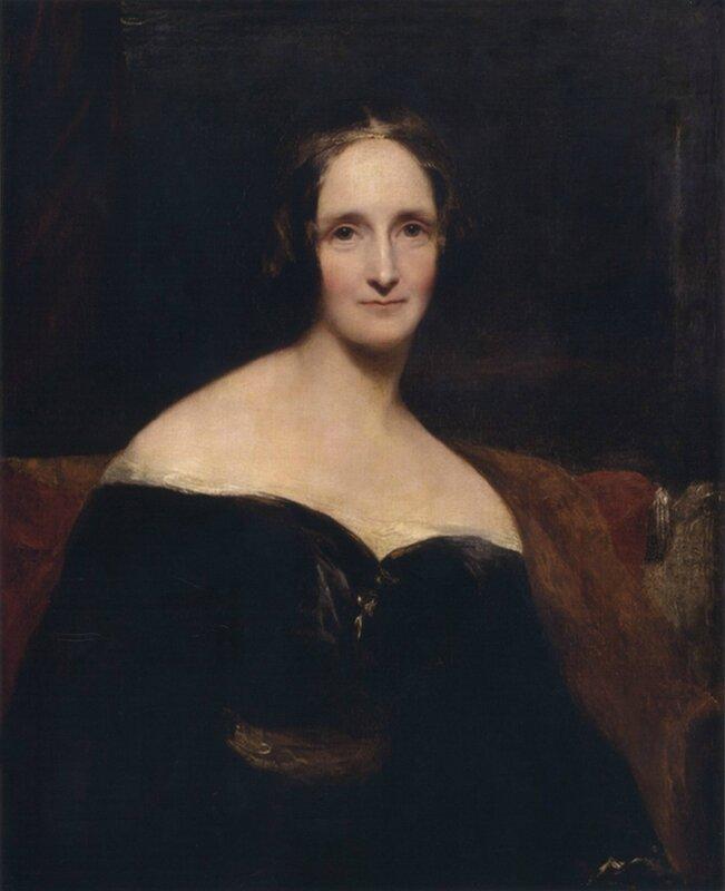 1 Mary Shelley
