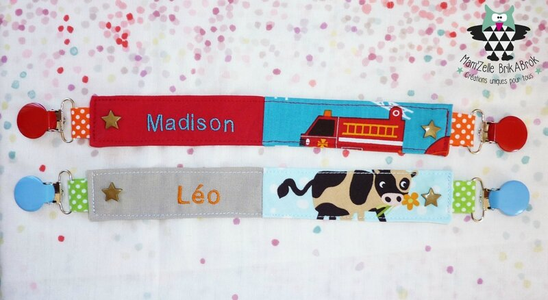 Attaches serviettes MADISON LEO 240915