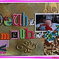 2012 06 scrapbooking - Chloé 2009 2010 - page 26