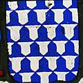 Blason armoirie de houesville