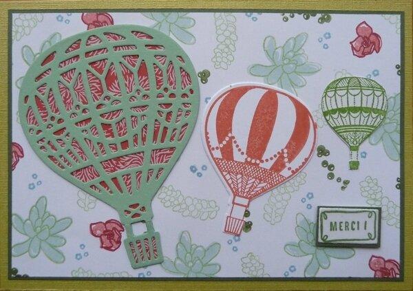 carte montgolfières