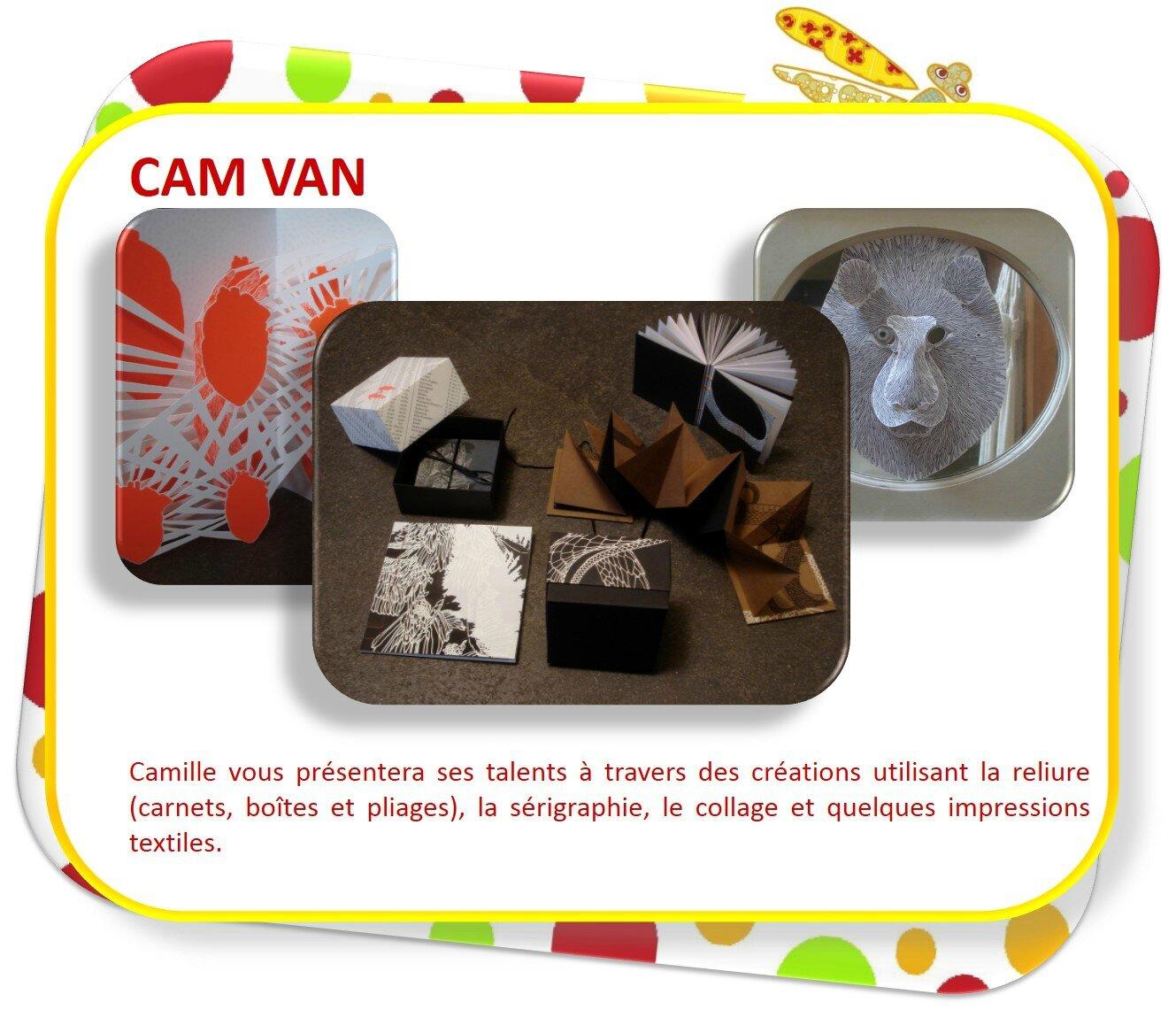 CAM VAN