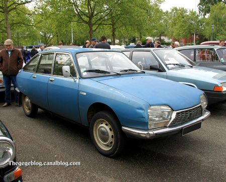 Citroen GS 1220 club (Retrorencard mai 2012) 01