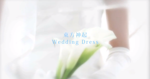 Tohoshinki - Wedding Dress