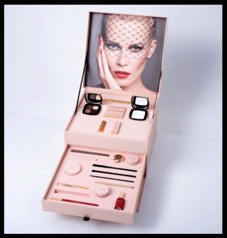 claudia schiffer coffret maquillage 3