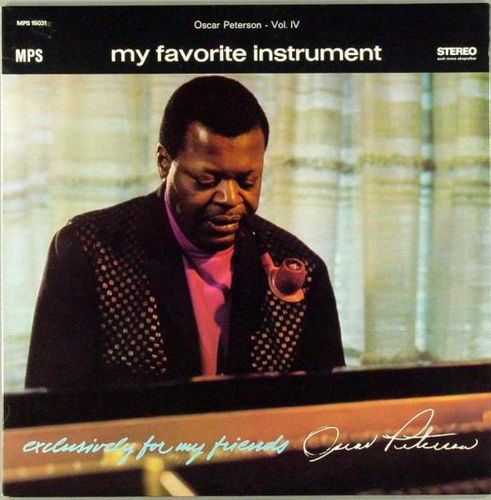 Oscar Peterson - 1968 - My Favorite Instrument (MPS)