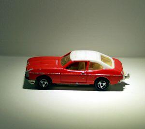 Ford capri de chez Majorette 05