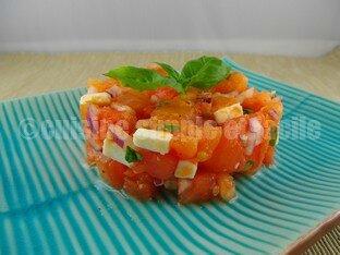 tartare tomate coeur de boeuf 05