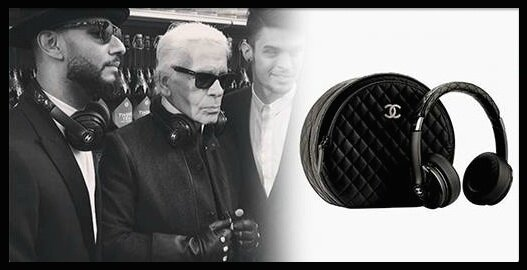 chanel & monster casque audio 1