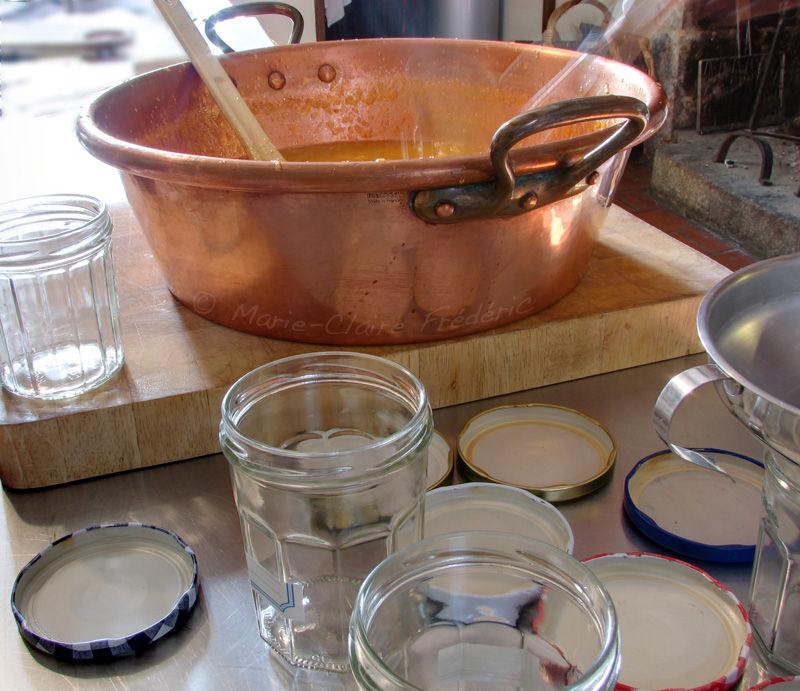 une marmelade dorange anti stress du miel et du sel