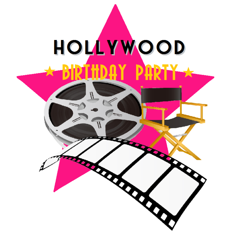 logo hollywood birthday