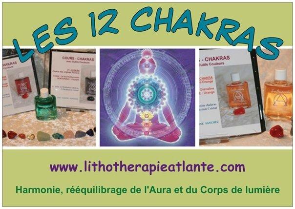 les 12 chakras1