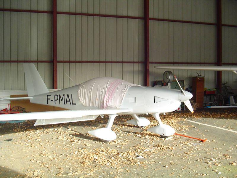 un autre oiseau blanc... PL5 R.malfaites