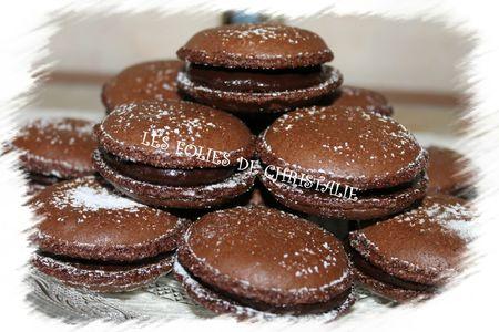 Macarons du chocolatier 11