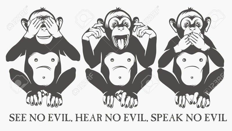 35588576-Les-trois-singes-de-la-sagesse-Banque-d'images