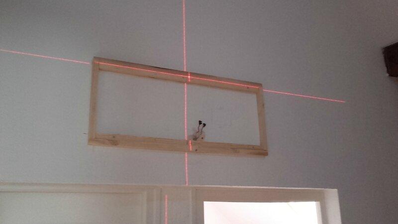 applique murale placo bricolage les id es en pratique. Black Bedroom Furniture Sets. Home Design Ideas