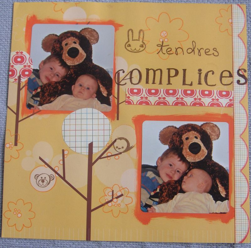 tendres complices