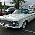 Imperial crown southampton hardtop sedan, 1961