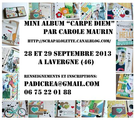 sneek mini carpe diem lavergne