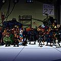 Mercredi musical en comics : 75 ans !