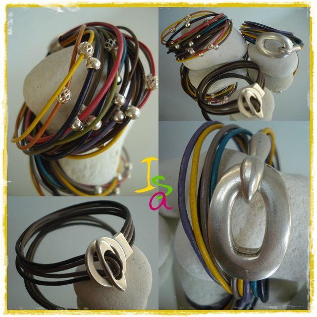 Bracelets Cuir I