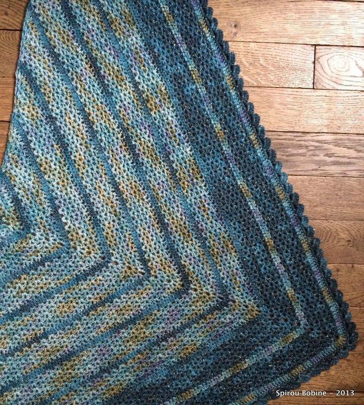Du bleu encore du bleu le blog de barjolaine for Spirou bobine