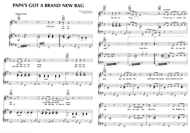 Papa's got a brand new bag 01