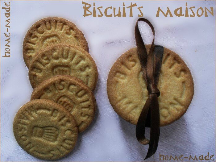 biscuits vanille - tampon fait maison 1