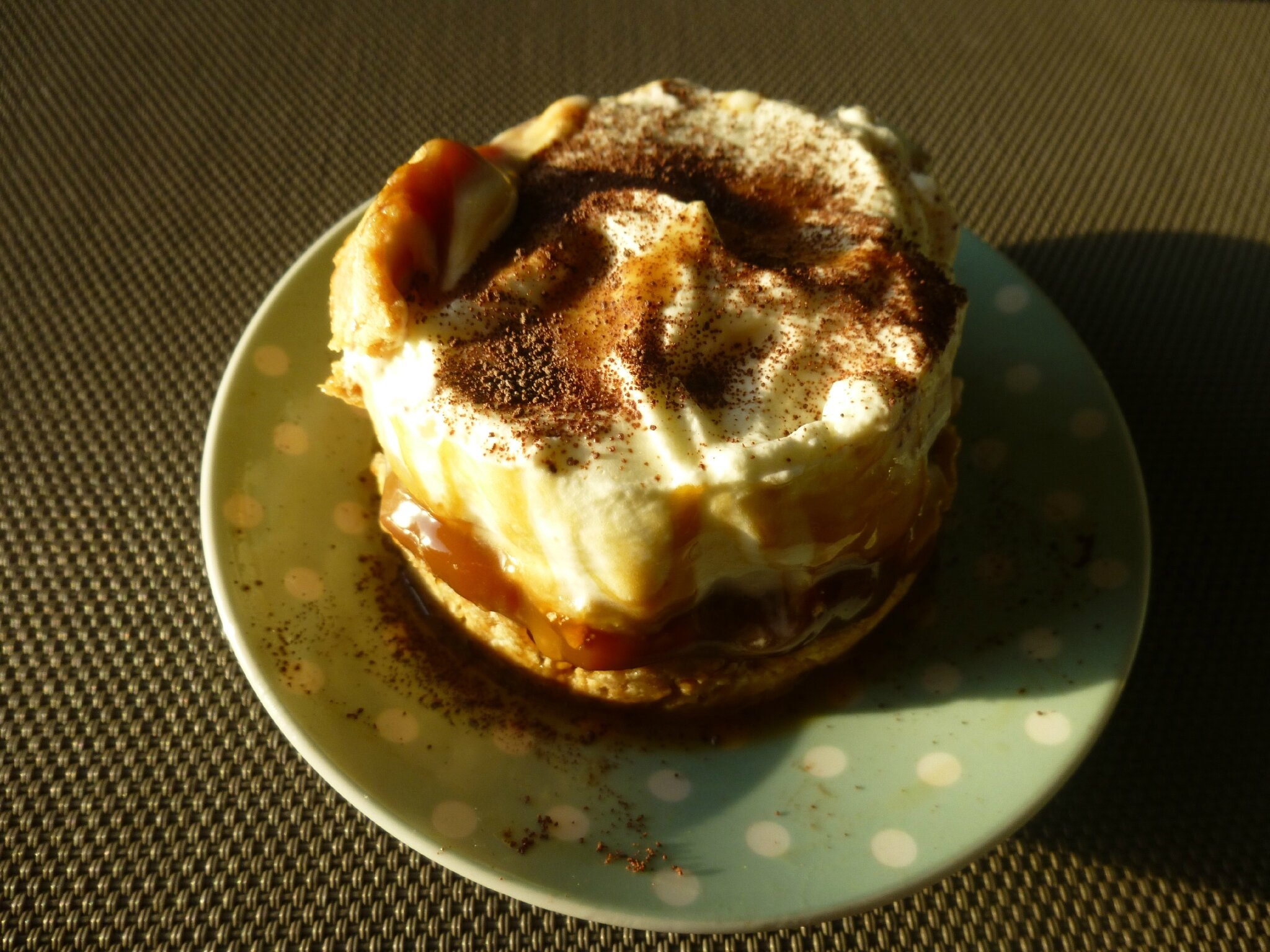Mini banoffee pies (6)