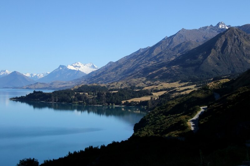 4W7A0569 Route Queenstown à Glenorchy